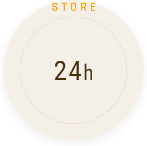 STORE 24h